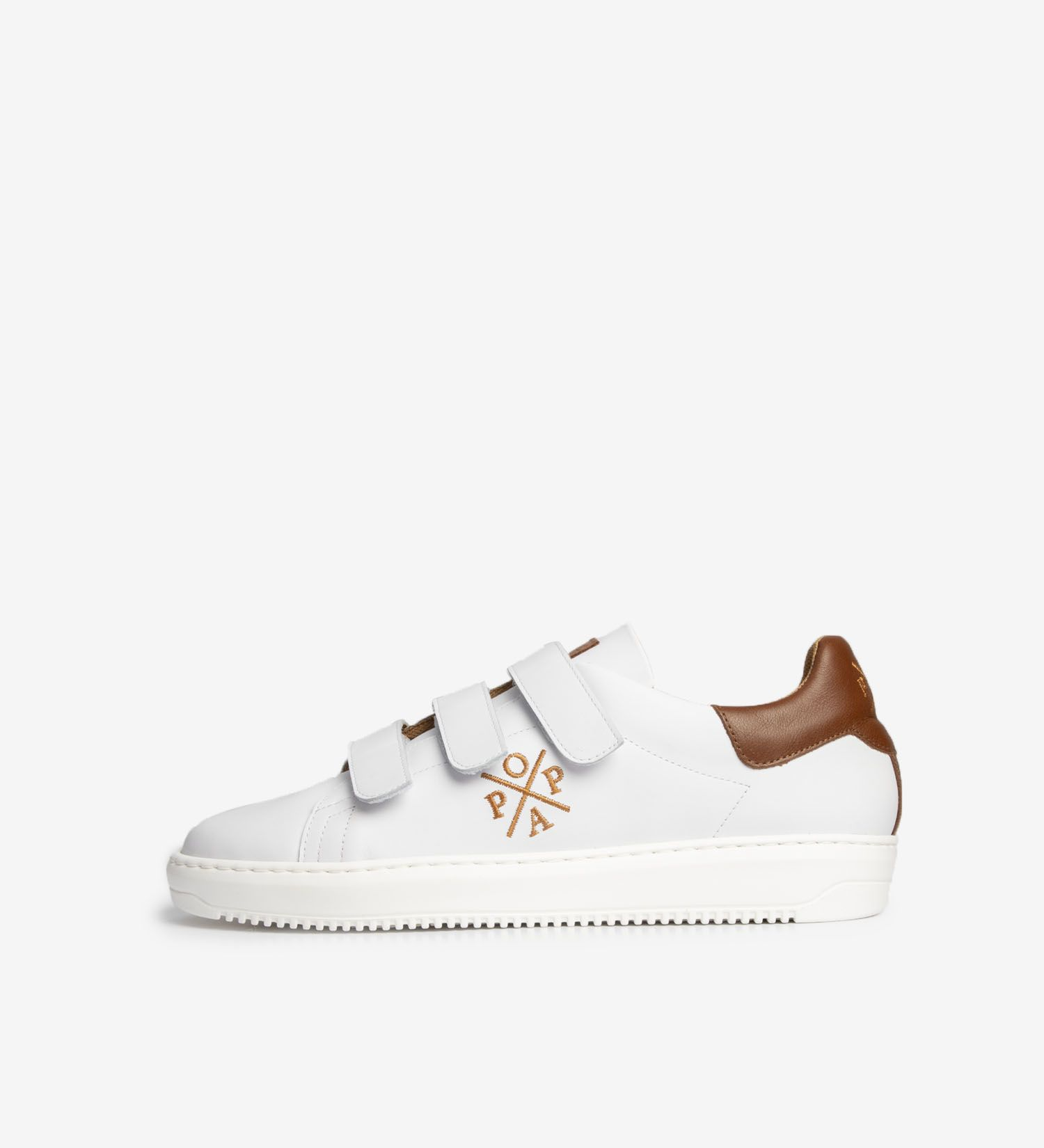 Sneaker Moncayo Leather Leather