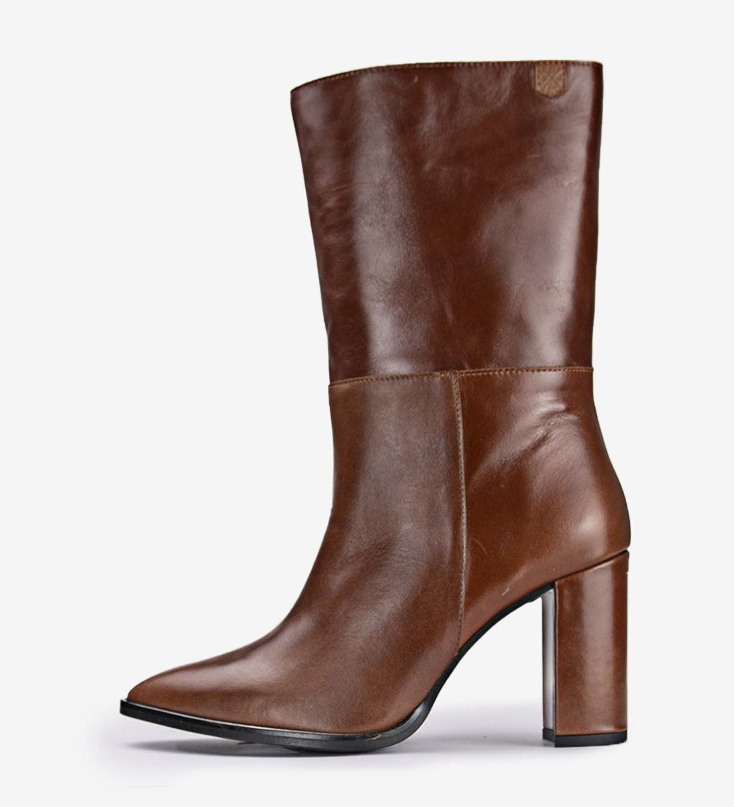 Claudia Gipsy Leather Boots